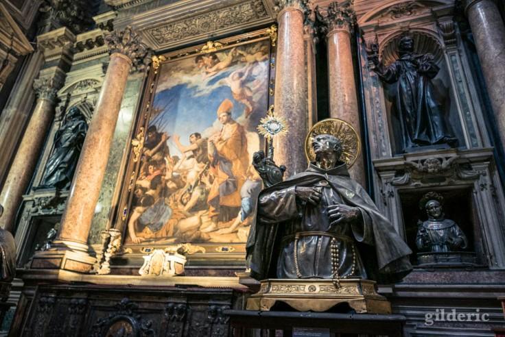 Visiter Naples : Cappella del Tesoro di San Gennaro