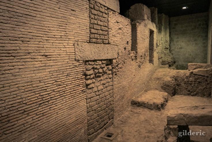 Visiter Naples : les ruines de Neapolis à San Lorenzo Maggiore