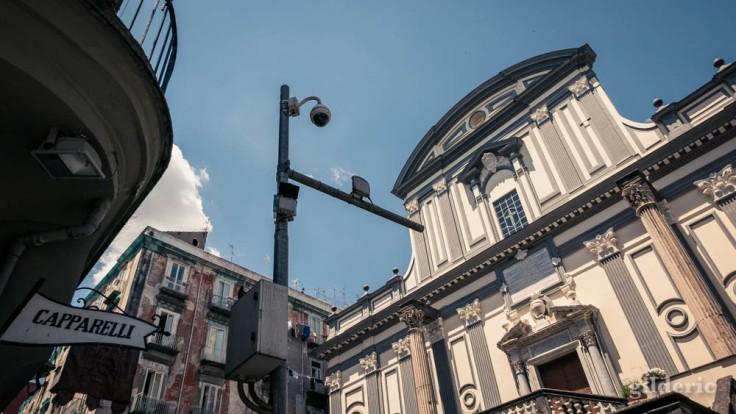 Visiter Naples : San Paolo Maggiore