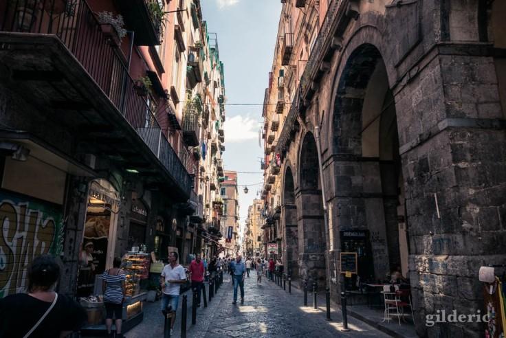 Visiter Naples : à la recherche d'une pizzeria