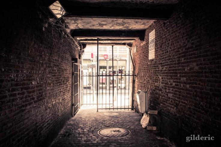 La Cage aux Lions, en Roture (Liège)