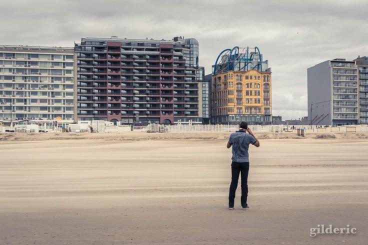 Tempête à Blankenberge : photographier le vent