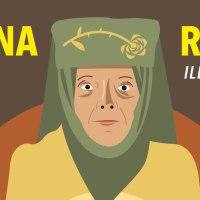 Diana Rigg illustrée : de Emma Peel à Olanna Tyrell