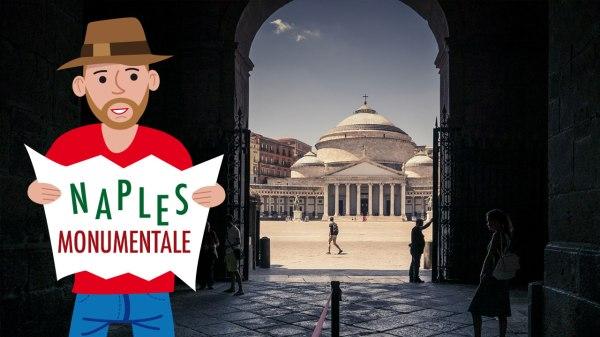 Visiter Naples : le Palais royal et la galerie Umberto I