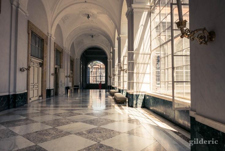 Visiter Naples : déambulatoire du Palais royal