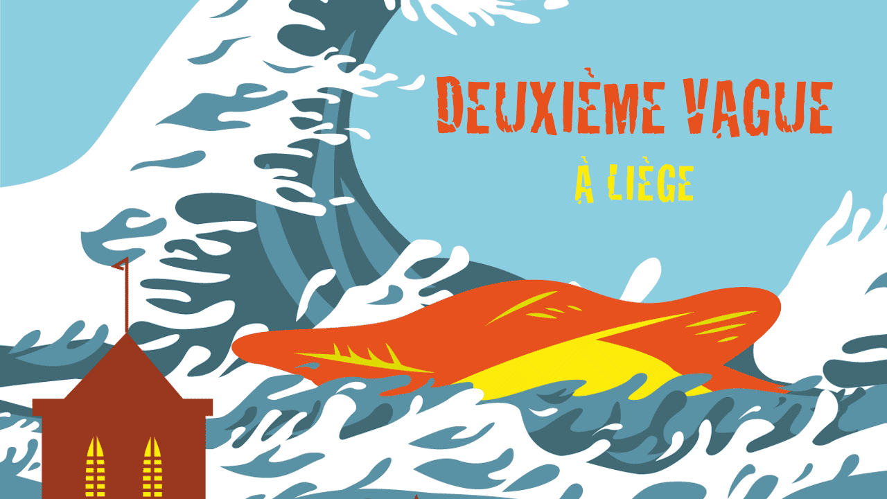 Deuxième vague à Liège : chroniques du confinement #12