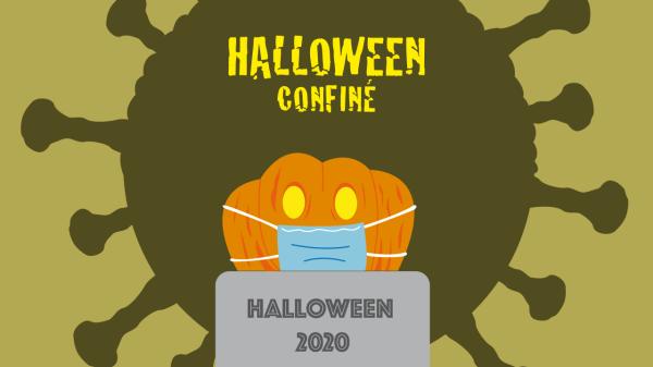 Chroniques du confinement #13 : Halloween confiné