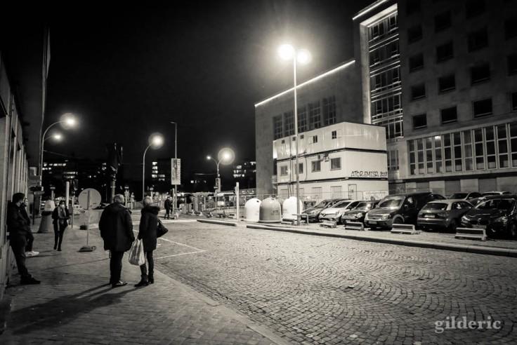 Couvre-feu à Liège : dernier bus