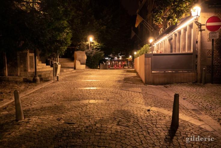 Couvre-feu à Liège : les restos doivent fermer