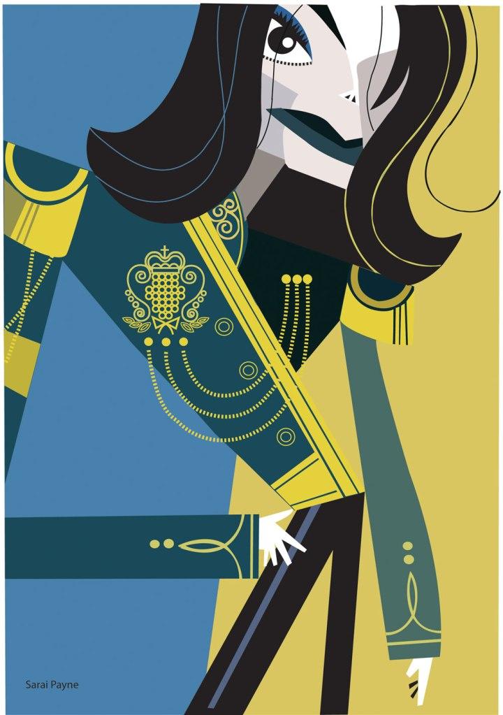 Michael Jackson (illustration vectorielle par Mseightyseven)