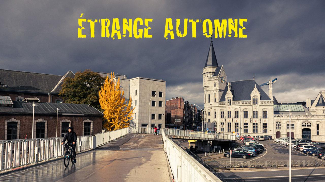 Étrange automne à Liège : chroniques du confinement 14 (photos)