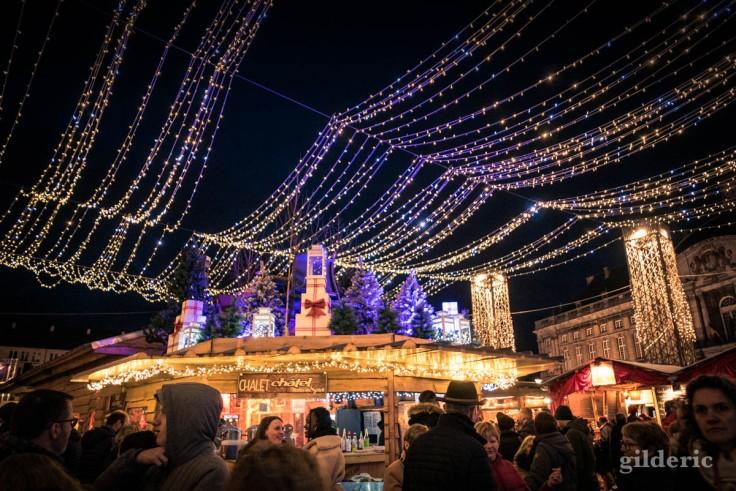 Photographier Noël : les pulsations et scintillements du Marché de Noël de Liège