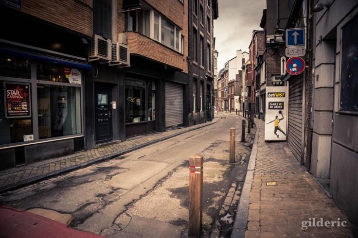 Rue sur la Fontaine, Liège