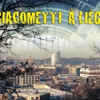 Chroniques du confinement #20 : Giacometti à Liège, par grand froid