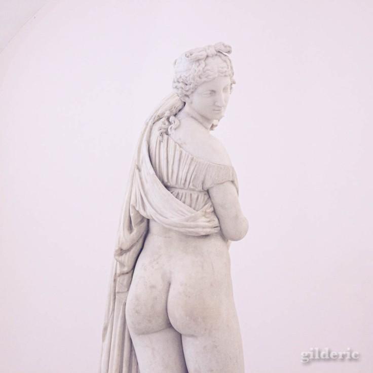 Vénus Callipyge de la collection Farnèse (musée archéologique de Naples)