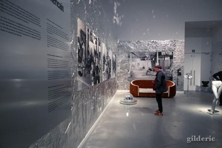 La Factory de Warhol, évoquée à la Boverie, Liège