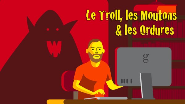 Le Troll, les Moutons et les Ordures : chroniques du confinement #23