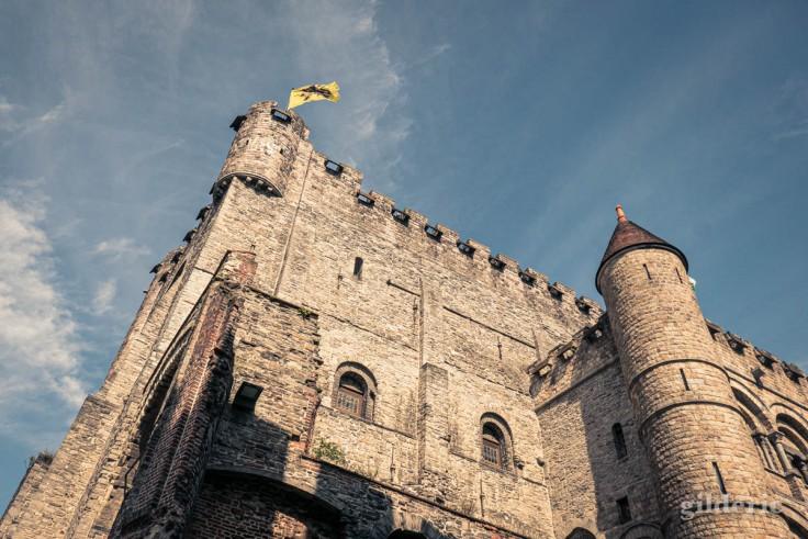 Visiter Gand : le donjon du Gravensteen (Château des Comtes)