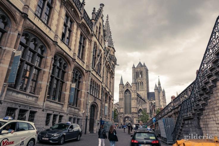 Gand : église Saint-Nicolas