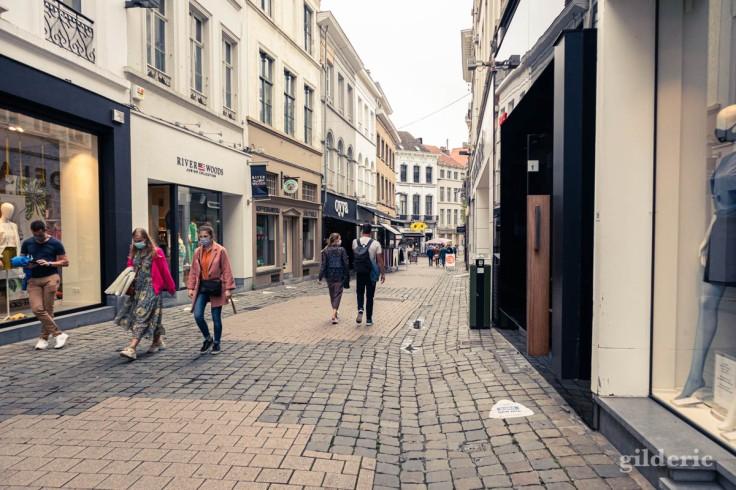 Shopping à Gand : un autre façon de découvrir la ville