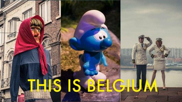 This is Belgium (40 photos en 40 secondes)