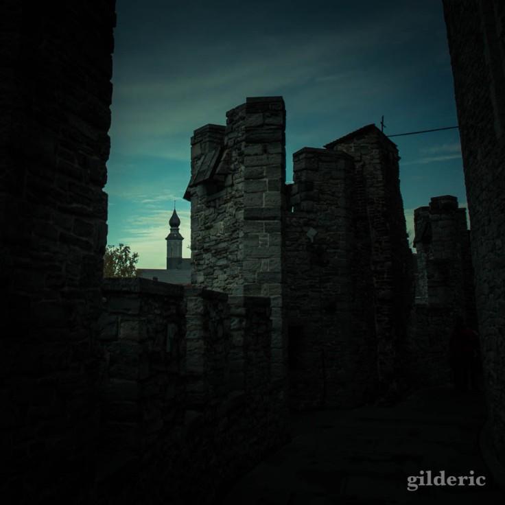 Mystère sur les remparts du Gravensteen (Gand)