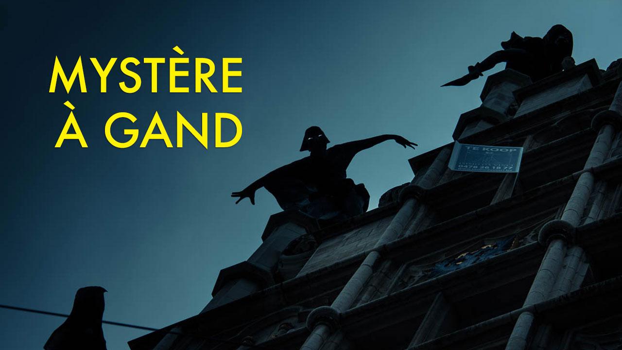 Mystère à Gand : photos créatives pour voyager autrement