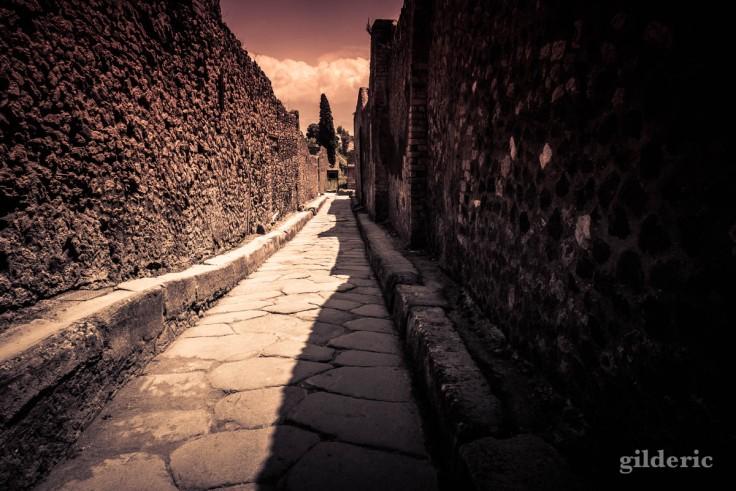 Dark Pompei : un site exceptionnel