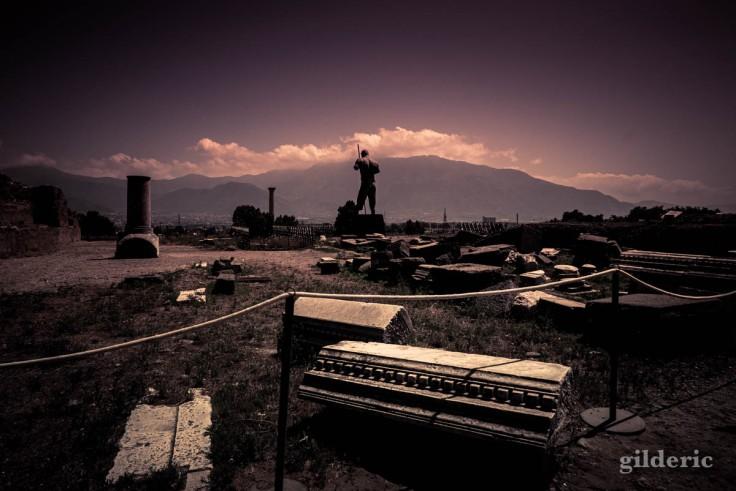 Dark Pompei : des ruines revisitée