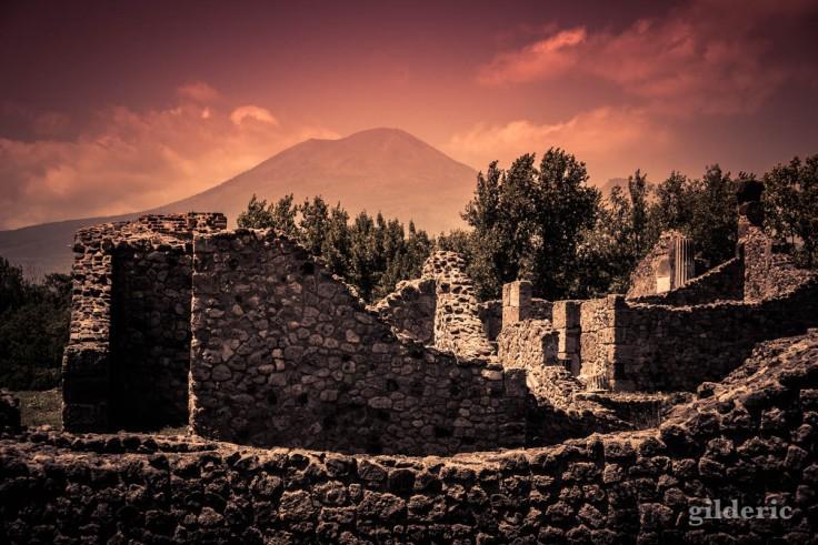 Dark Pompei : souvenir de l'éruption