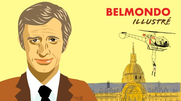 Belmondo Illustré