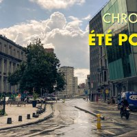Chronique d'un été pourri : pluie, photos et architecture à Liège