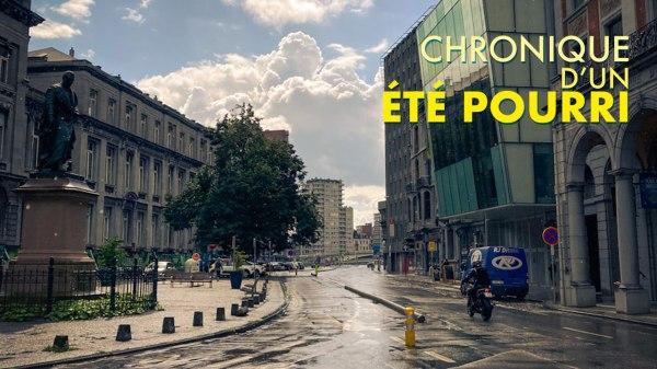 Chronique d'un été pourri : photos et architecture à Liège