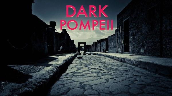 Dark Pompei : photos créatives et cinématographiques