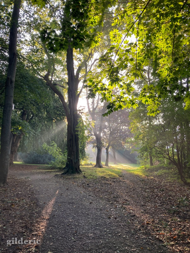 Magique octobre -automne lumineux au Fort de la Chartreuse